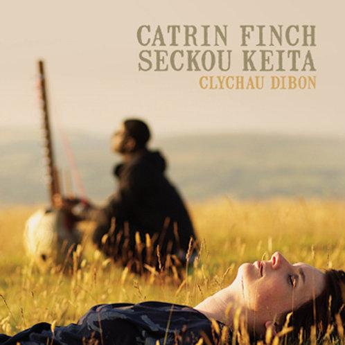 Catrin Finch and Seckou Keita 'Clychau Dibon' CD
