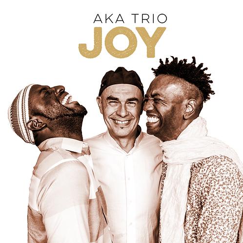 AKA Trio 'JOY' CD