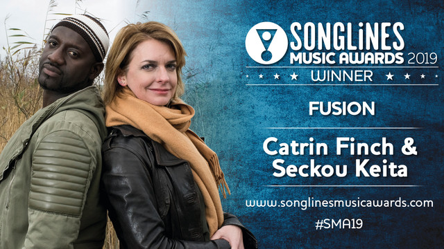 SOAR wins 'Best Fusion' in Songlines Music Awards 2019