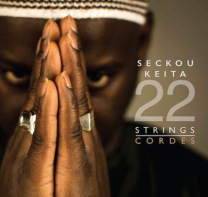 Seckou Keita 22 Strings Cover.jpg