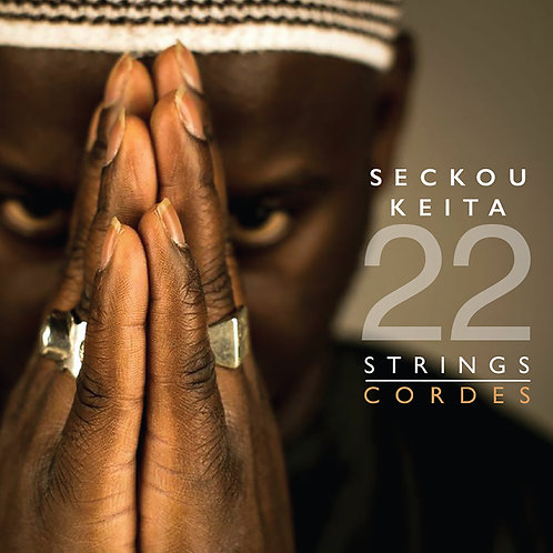 Seckou Keita: '22 Strings' CD