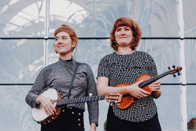 Announcing our next release - the new album from The Rheingans Sisters!