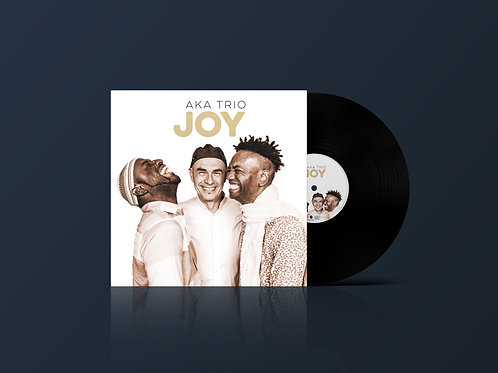AKA Trio JOY Vinyl