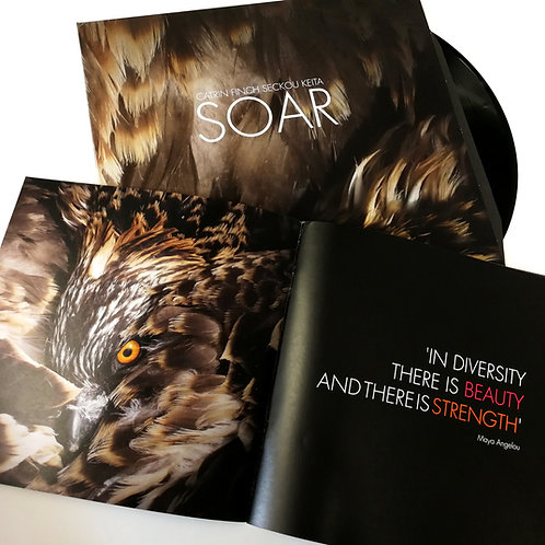 SOAR Vinyl LP