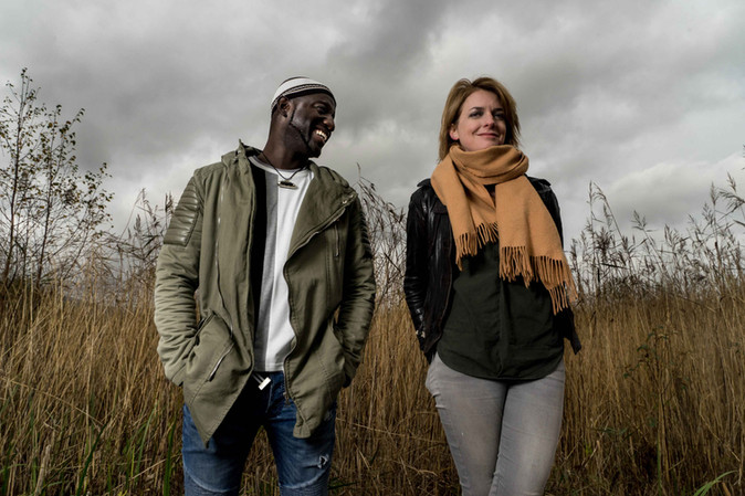 Catrin Finch & Seckou Keita announce UK tour to accompany the release of their new album 'SOAR'