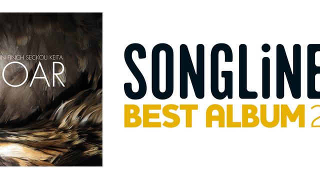 Catrin and Seckou's SOAR is one of Songlines Top Ten Albums of 2018!
