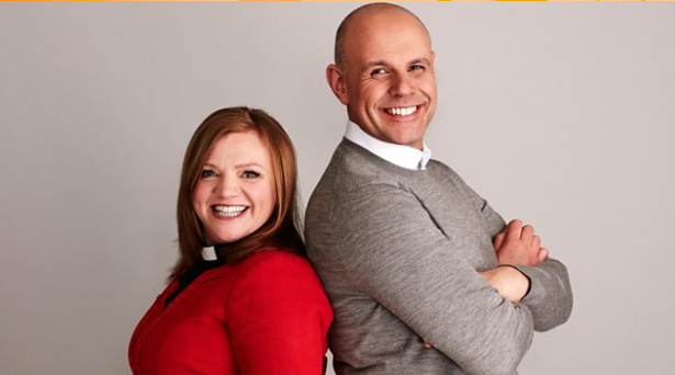 Catrin and Seckou appear live on BBC Radio 2's Good Morning Sunday