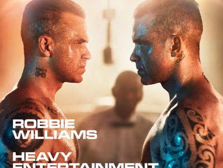 Catrin Finch & Seckou Keita sampled on Robbie Williams' new album