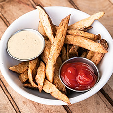 Home­ Style Fries