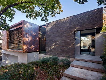 Petersen bricks create a love story with a happy ending for a sophisticated home in Hawthorn