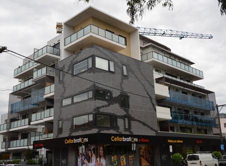 Henry Windsor makes a striking presence thanks to a bold and angular façade