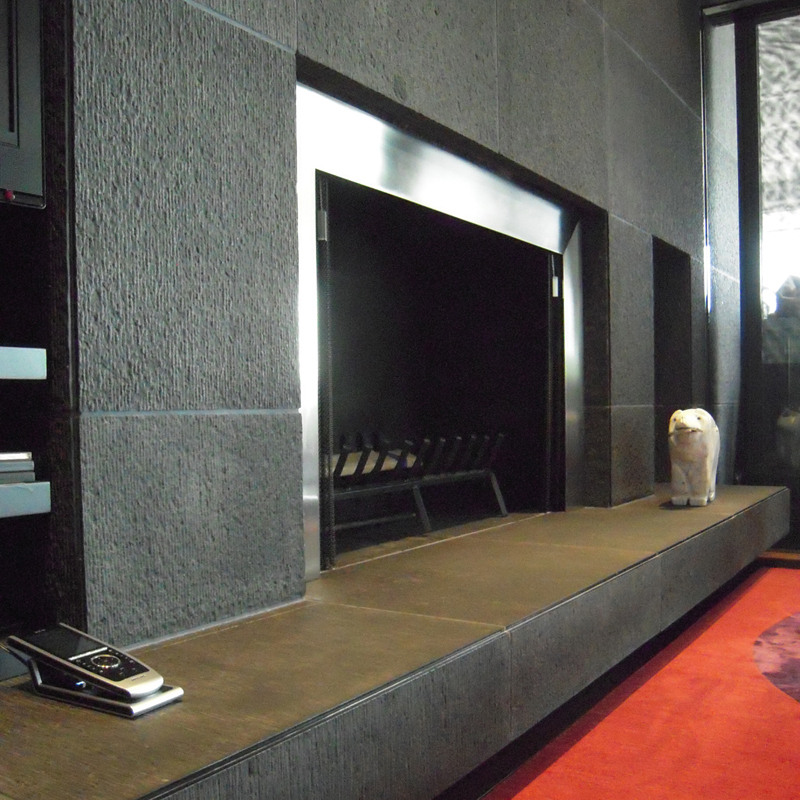 Studio Black Granite