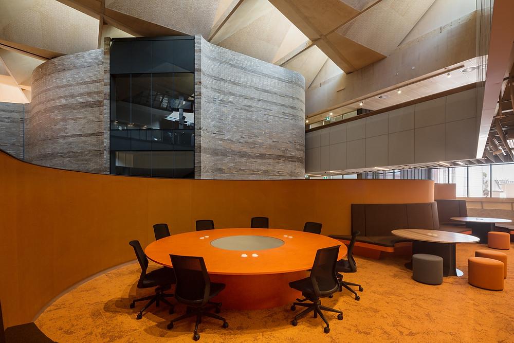 Krause Bricks, Monash Grey Blend, Learning and Teaching Building, Monash Uni