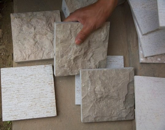 New Pearl Limestone Samples