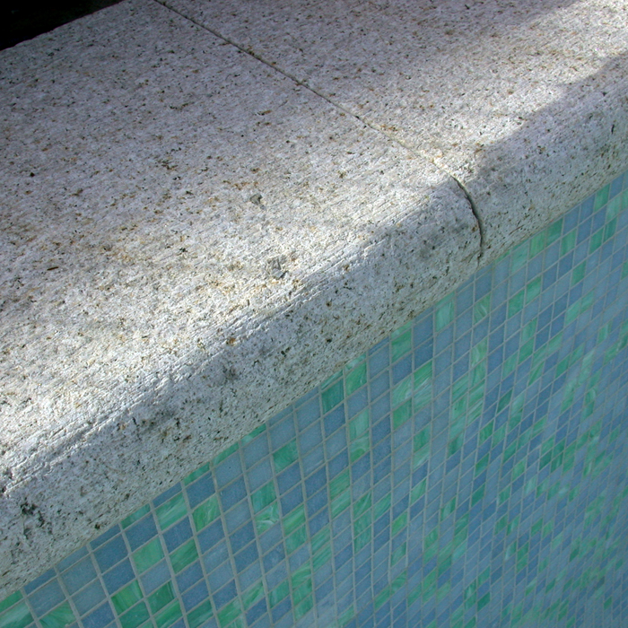 Dune Granite Pool Coping