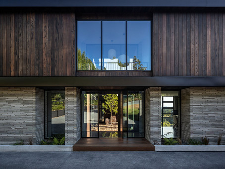 Petersen Kolumba™ bricks, charred timber and family are the heart of this Whitford home