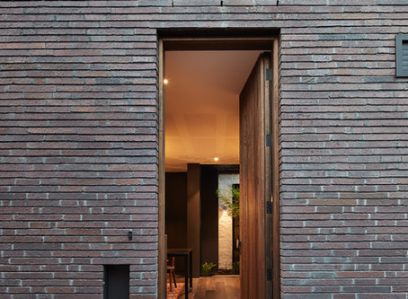 Krause Emperor bricks are the perfect fit for this detailed renovation in Carlton