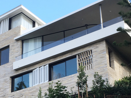 Krause Emperor bricks make their mark on a beautiful Point Piper home