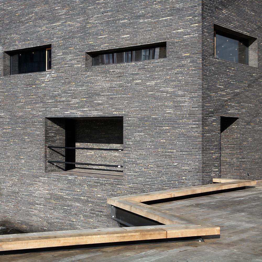 Petersen Kolumba Bricks, The Playhouse, Copenhagen