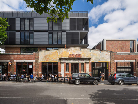 C.F. Row's cohesive design celebrates the rich history of Fitzroy