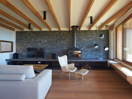 Petersen D99 bricks add to the detailed craftsmanship of The Split House