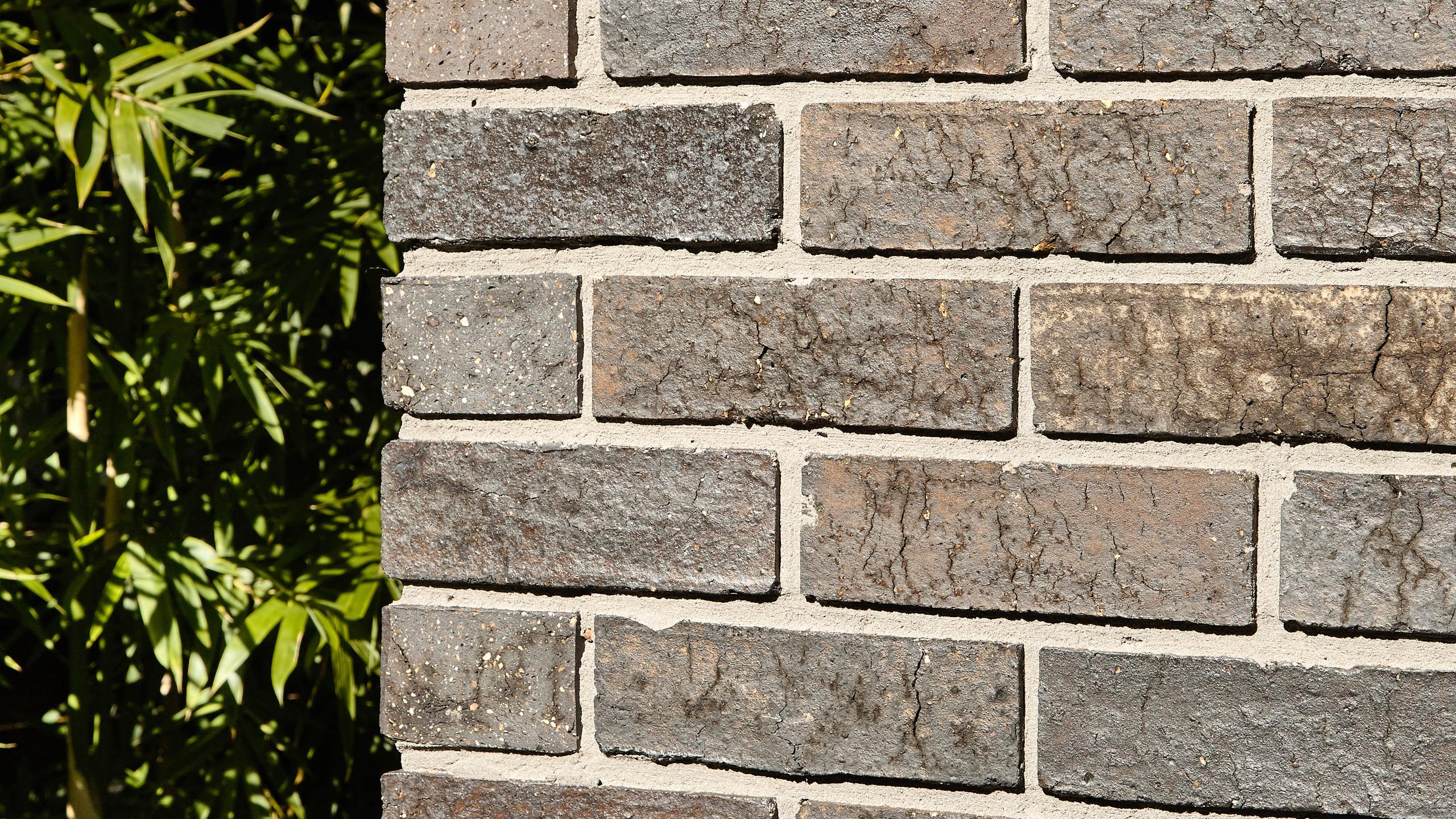 The warmth of Krause Grampian Blue Bricks
