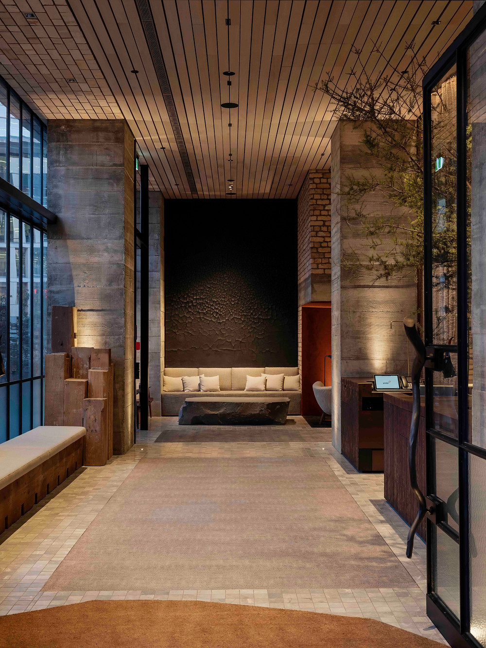 Laneway Lobby, The Hotel Britomart