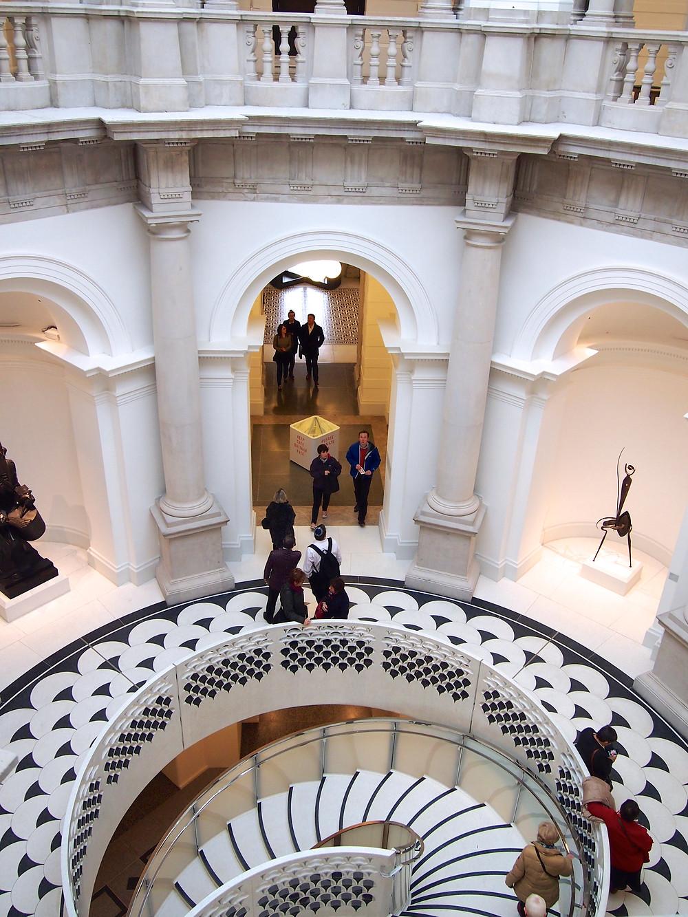 Custom Terrazzo Tate Britain Museum
