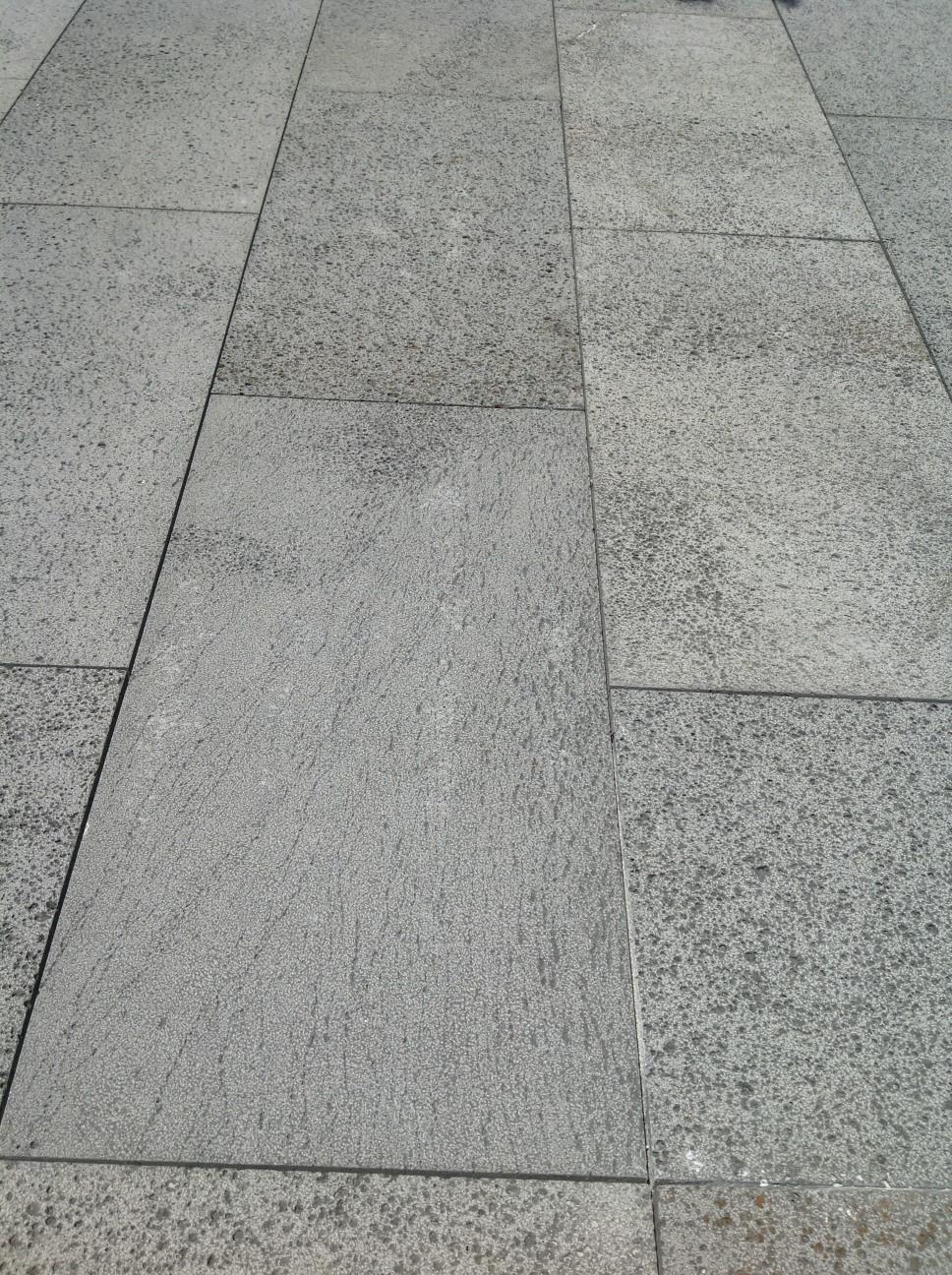 Lavastone paving