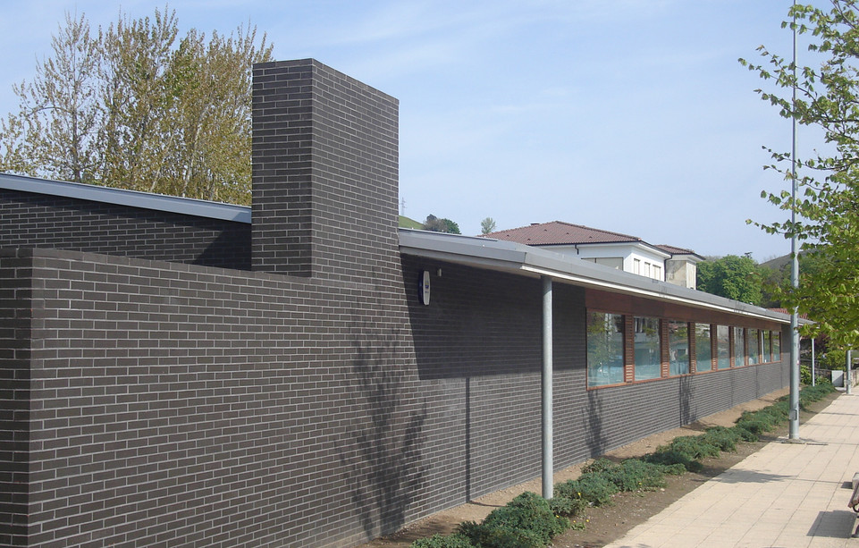 Anthracite Glazed Bricks