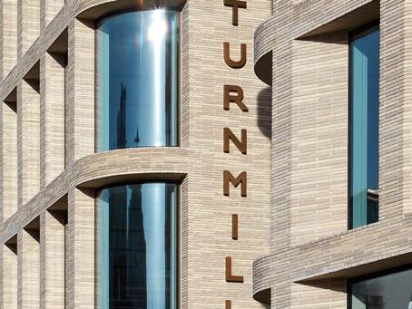 An exquisite building constructed using Petersen's Kolumba receives the 2016 UK Brick Award