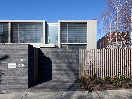 Petersen Kolumba bricks bring warmth and texture to this magnificent house in Malvern