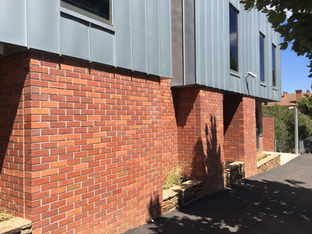 Castlemaine Police Station successfully blends old with new, thanks to Roberson Façade Systems