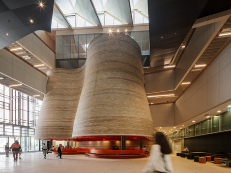 Monash Uni's Learning and Teaching Building jointly wins the Horbury Hunt Commercial Award at the 20