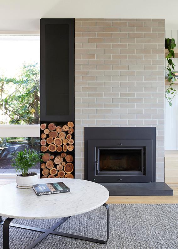 Ash Grey brick tiles