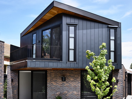 Glassford Residence: Showcasing the versatility and warmth of Krause Grampian Blue bricks