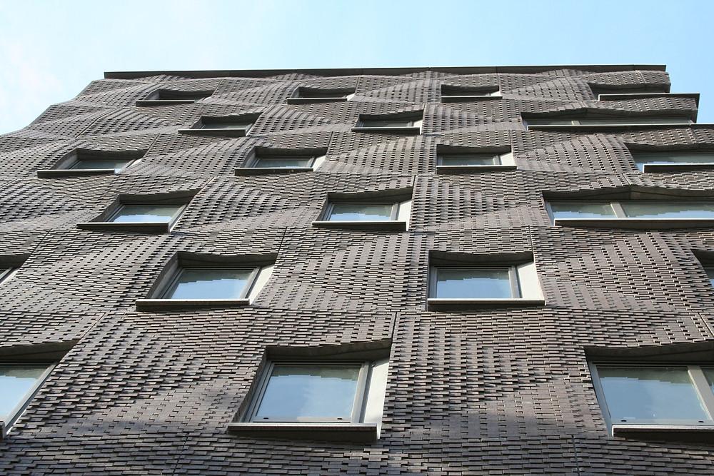 3D brick inlay solution