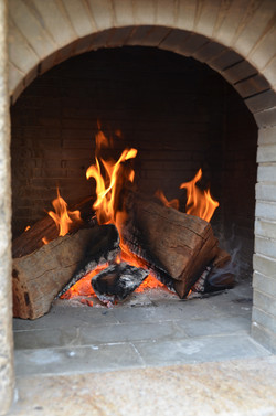 Toorak House barbecue