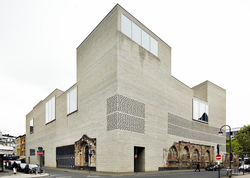 Kolumba Museum, Petersen Kolumba Bricks