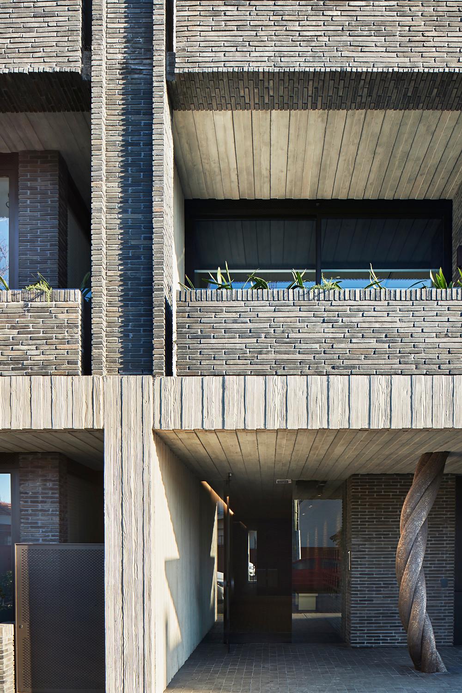 Petersen Bricks, K55 and FF55 Kolumba and Flensborg bricks