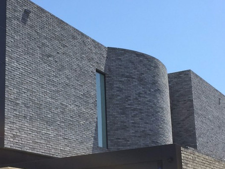 Petersen D91 bricks add a dramatic effect to this award-winning house in Toorak