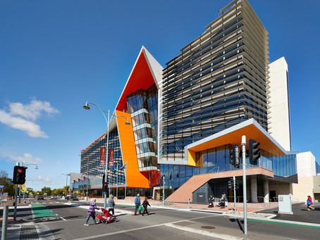 The Brimbank Community and Civic Centre sets a high benchmark for regional development