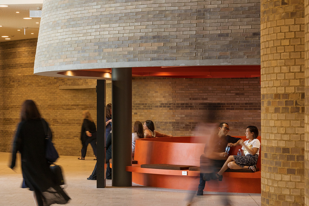 Krause Bricks, Monash Grey Blend, Learning Hub