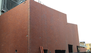 brick inlay system Robertson Facade Systems