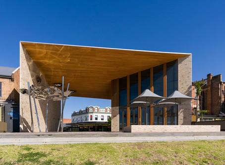 Petersen D71 bricks sit centre stage in a multiple award-winning building