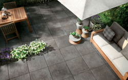 Porcelain tiles, flooring tiles