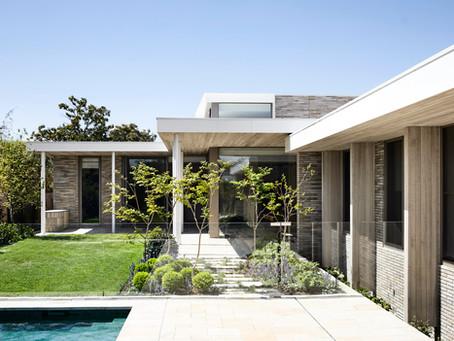 Krause Emperor Bricks bring to life a modern take on a Dr Ernest Fooks designed home