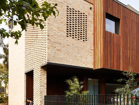 Krause Smoke Grey bricks build a strong connection to nature at Ruskin Elwood