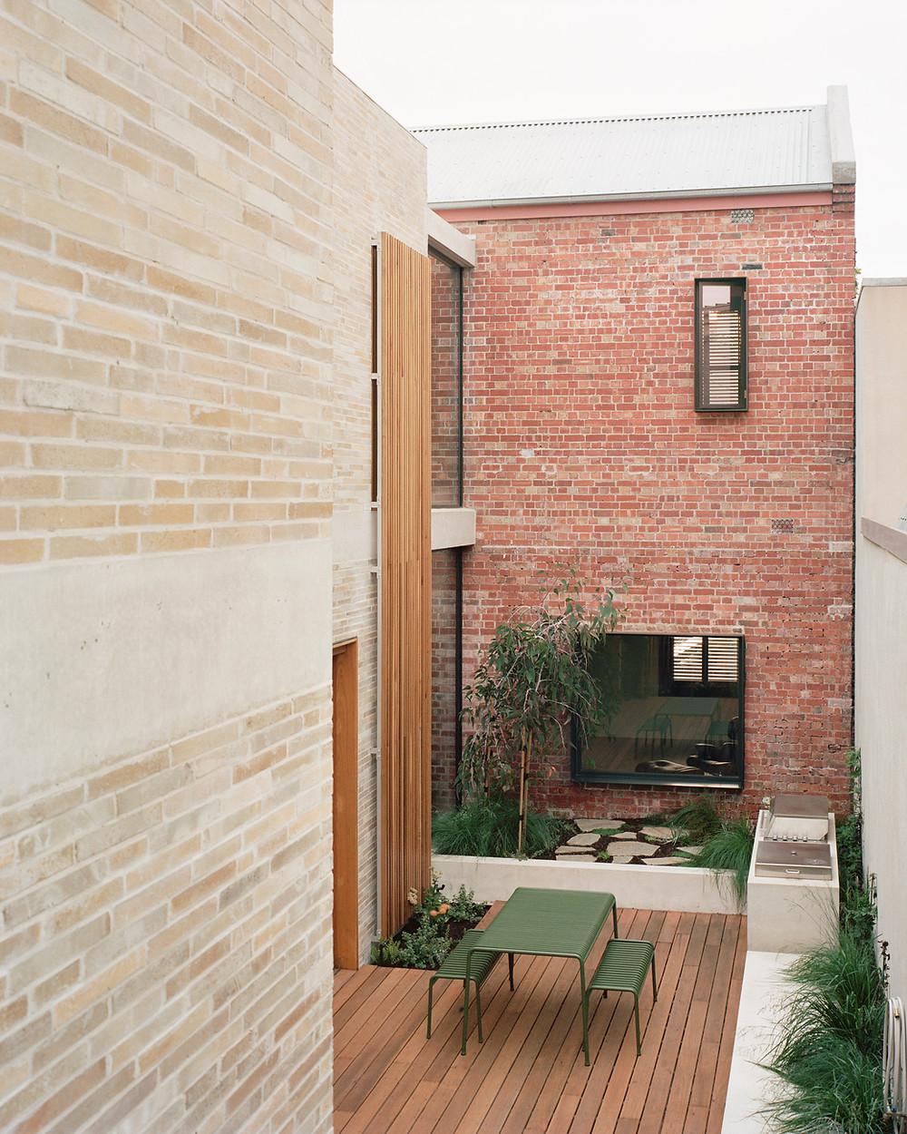 Krause bricks, Emperor, Richmond House