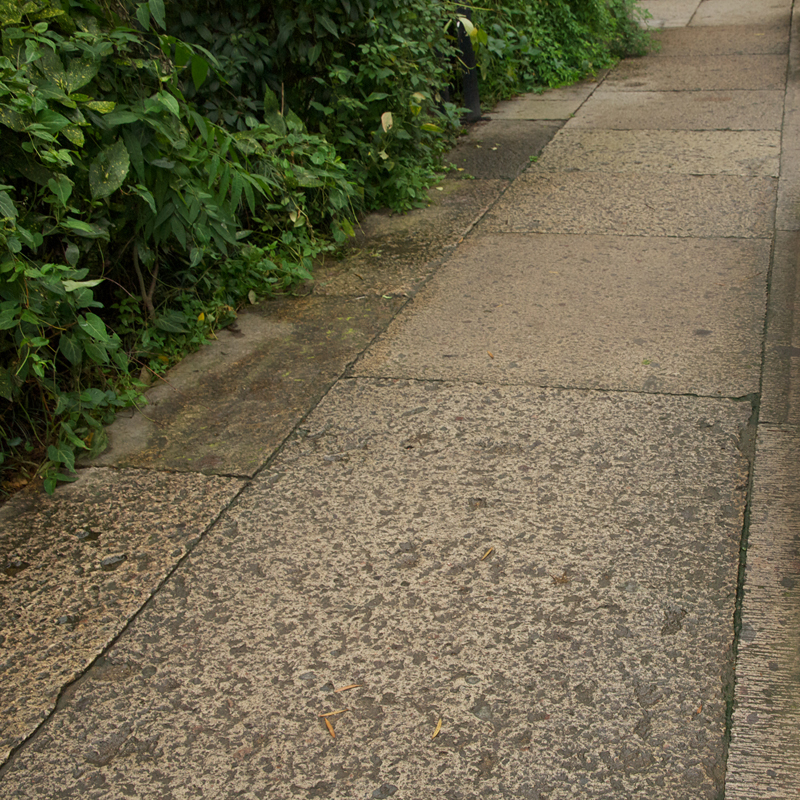 Antique Highland Porphyry path